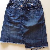 Denim Skirt Photo