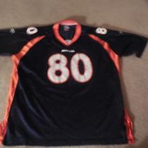 Denver Broncos 80 Smith Jersey Size 4 Xl Photo