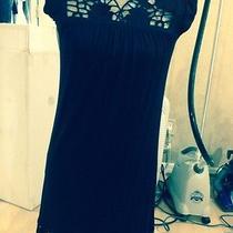 Design History Cutout Design Black Dress Xs Photo