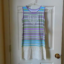 Design History Girl Dress Size M Nwt Photo