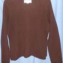 Design History Pure Cashmere Crewneck Sweater Xl Photo