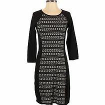 Design History Women Black Casual Dress S Photo