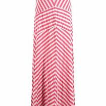 Design History Women Pink Casual Skirt M Photo