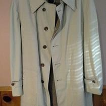 Designed by Christian Dior Trench Coat  Photo