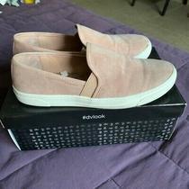 Designed by Dolce Vita Slip on Rose Blush Sneaker Sz 7 Photo