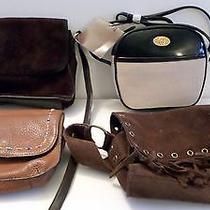 Designer Bags Lot Fossil Lord & Taylor American Eagle Outfitters Purses Handbags Photo