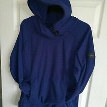 Designer Berghaus Blue Hoodie Size Uk 14. Excellent Cond Rrp 85 Photo