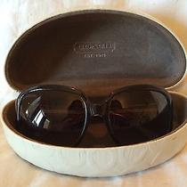 Designer Black Coach Sunglasses  Photo