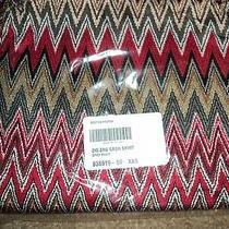 Designer Boston Proper Missoni Pattern Zigzag Sash-Tie Long Skirt Xxs Nwt 119 Photo