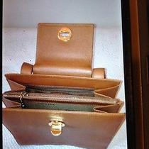 Designer Bulgari Leather Bag Photo