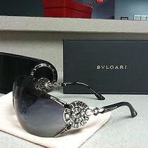 Designer Bvlgari Sunglasses Photo