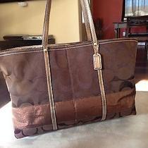 Designer Coach Handbag Photo