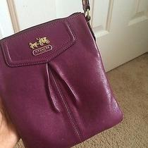 Designer Coach Purse Photo