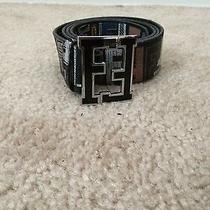 Designer Fendi Belt Photo