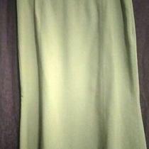 Designer Giorgio Armani Collezione Women's Taupe Skirt Sz. 4 Photo
