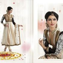 Designer Indian Bridal Wedding Stylish Exclusive Fancy Dres Salwar Kameez Photo