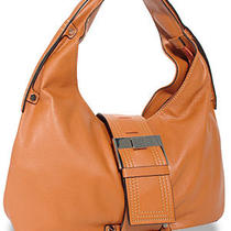 Designer Inspired Camel Classic Front Flap Hobo Handbag-Nwt Photo