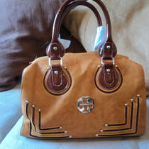Designer  Inspired Handbag Mustard Color Photo