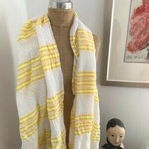 Designer Lemlem Hand Woven Wrap/scarf. Rrp 249 Photo