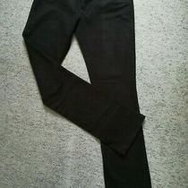 Designer Levis 552 Straight Black Jeans  Waist 30