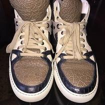 Designer Mens Shoes Photo