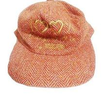 Designer Moschino Cheap and Chic Wool Tweed One Size Perfect Cond. Womens Hat Photo