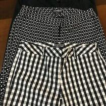 Designer Pants Size 2 Express/american Eagle. Excellent Condition Photo