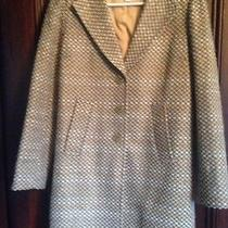 Designer Sarah Campbell Sample Coat 6 Photo