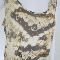 Designer Sass & Bide 'The Shine Collective' Collection Women's Top Size Large Photo