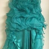 Designer (Tiffany Designs) Prom Dress Size 4 Photo