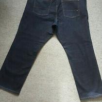 Designer Tommy Hilfiger Madison Comfort Fit Jeans..w 50..l32