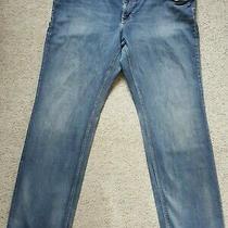 Designer Tommy Hilfiger Madison Comfort Fit Jeans..w 50..l34
