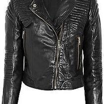 Designer Wear Customize Taylor Fit Women's Leather Jacket Spring 05 Photo