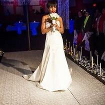 Designer Wedding Dress Photo