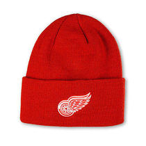 Detroit Red Wings Red Cuffed Knit by Reebok Photo
