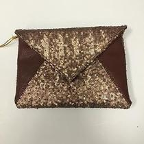 Deux Lux Anais Envelope Clutch Color Cognac Photo