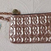 Deux Lux Love Drops Wristlet Rose Gold Photo