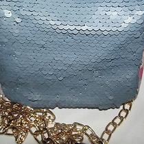 Deux Lux  Mini Messenger Handbag  Charcoal Msrp 90.00 Photo