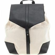 Deux Lux Women Ivory Backpack One Size Photo