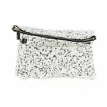 Deux Lux Women White Clutch One Size Photo