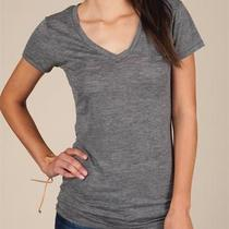 Diane Heather Burnout v-Neck Tunic Photo