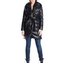 Diane Von Furstenberg Christy Self-Tie Puffer Jacket Photo