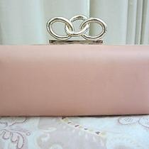 Diane Von Furstenberg (Dvf) Blush and Gold Clutch Photo