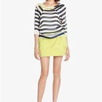 Diane Von Furstenberg Jodphur Cargo Mini Skirt 10 Us Photo