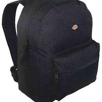 Dickies Backpack Black New Photo