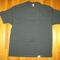 Dickies Big & Tall Men's Heavyweight Green Pocket Work T-Shirt Size 2xl Nwt Photo