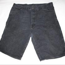 Dickies Black Shorts Size- 44 Photo