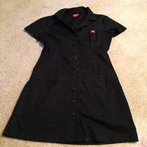 Dickies Black Work Dress Size L Photo