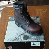 Dickies Boots Photo