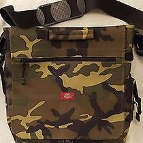 Dickies Camo Travel Computer- Canvas Shoulder Bag Photo